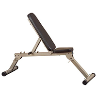 BEST FITNESSBanc incliné décliné pliable