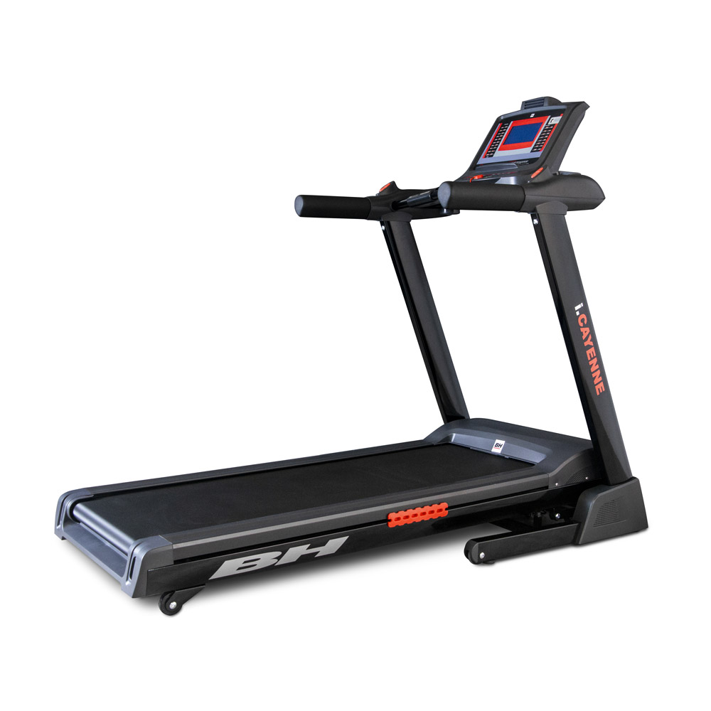 Bh Fitness Icayenne Tapis De Course Musculationfr