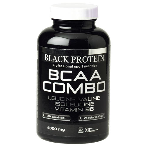 BLACK-PROTEIN - BCAA Combo