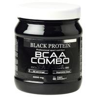 BLACK-PROTEIN BCAA Combo