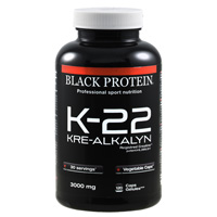 BLACK-PROTEINK 22 Kre Alkalyn