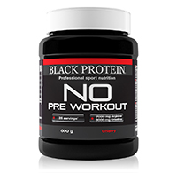 BLACK-PROTEINNO Pre WorkOut
