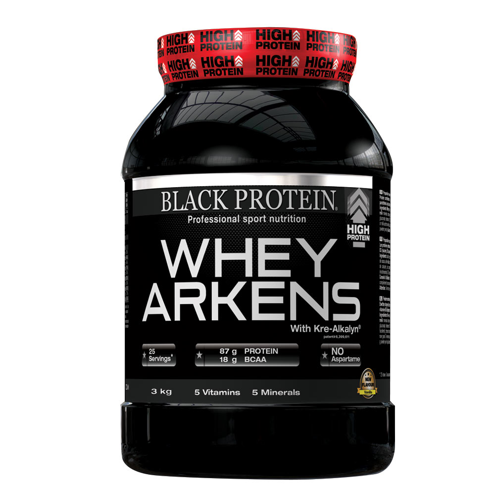 BLACK-PROTEIN - Whey Arkens