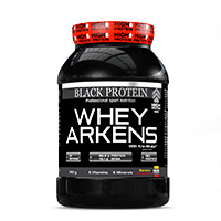 BLACK-PROTEIN Whey Arkens Isolate