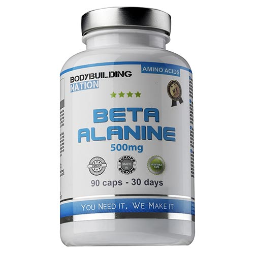 BODYBUILDING NATION - Beta Alanine