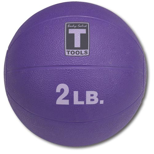 BODYSOLID - Medecine ball