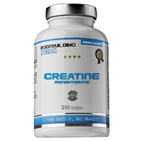 BODYBUILDING NATIONCreatine Monohydrate