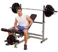 BODYSOLIDPowerCenter Combo Bench