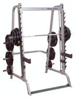 BODYSOLID Machine Smith série 7 base