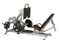 BODYSOLID CLUB LINE Pro Average Presse à Cuisses
