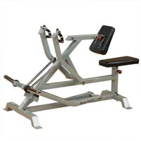 BODYSOLID CLUB LINE PRO AVERAGE RAMEUR ASSIS