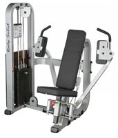 BODYSOLID CLUB LINE Pec Deck Butterfly