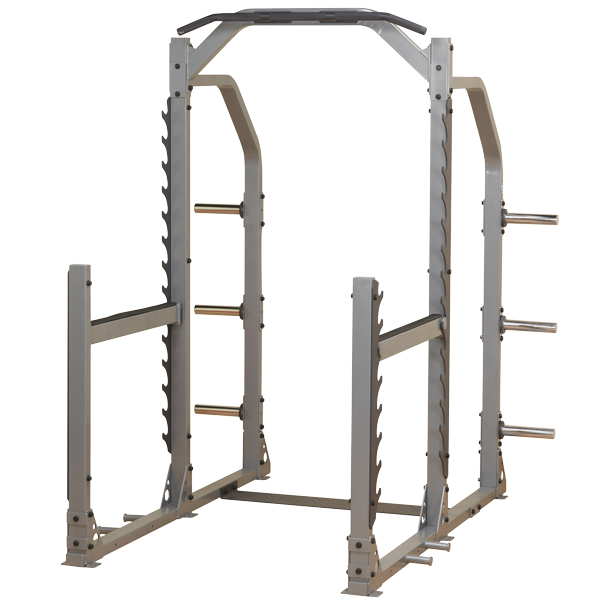 BODYSOLID CLUB LINE - Cage à squat Multi-Fonctions