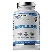 BODYBUILDING NATION Spiruline
