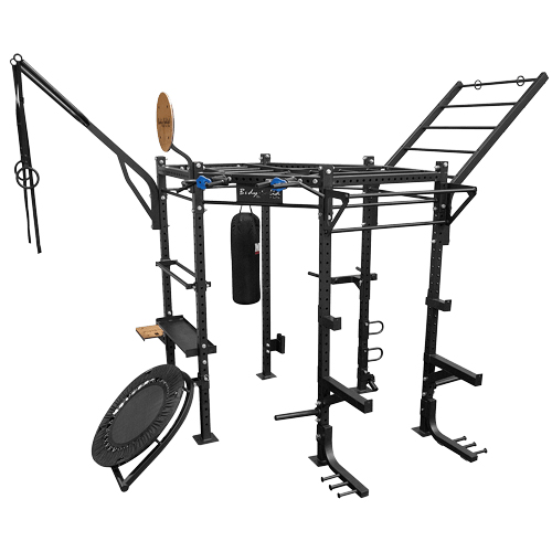BODYSOLID CLUB LINE - CLUB HEX RIG TALL