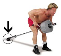 BODYSOLID T Bar Row Platform
