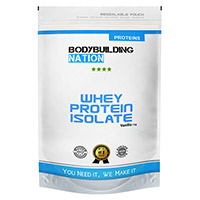 BODYBUILDING NATION Whey Protein Isolate