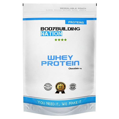 BODYBUILDING NATION - Whey Protein