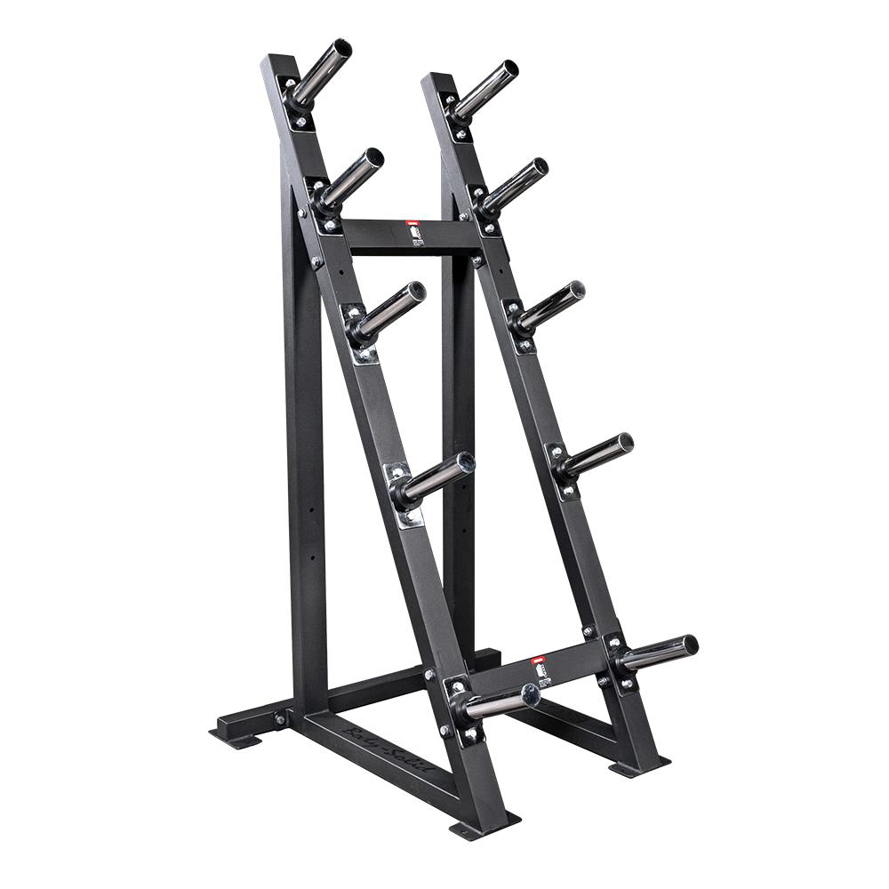BODYSOLID - High Capacity Olympic Plate Rack
