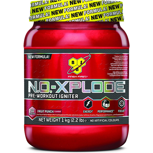 BSN - NO Xplode Pre Workout Igniter