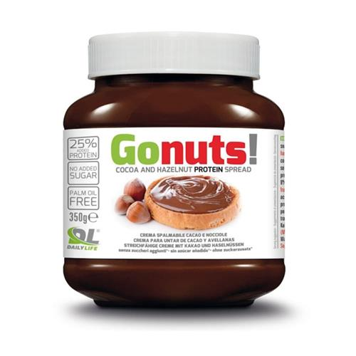 DAILYLIFE Gonuts Pate A Tartiner Protein Spread