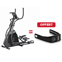 DKN XC-160 i + Montre Cardio Connect offerte