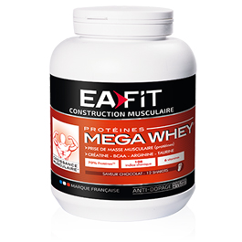 EA FIT - Mega Whey