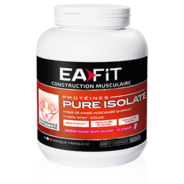 EA FIT - Pure Isolate