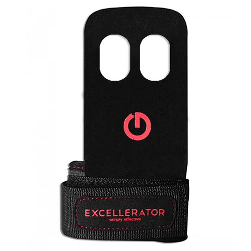 EXCELLERATOR Gym Grips Taille S Black Red