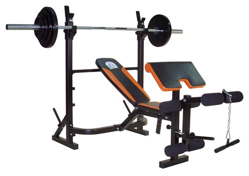 FITNESS DOCTOR - Titan Bench