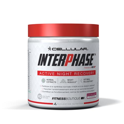 FITNESSBOUTIQUE CELLULAR Interphase