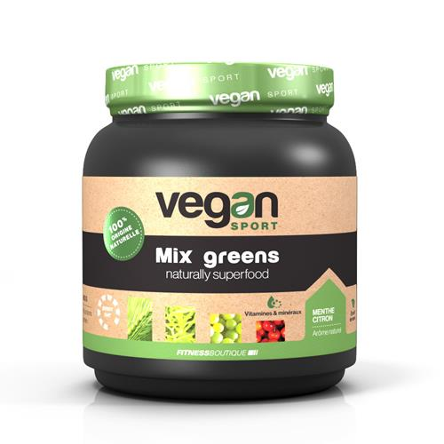 FITNESSBOUTIQUE VEGAN SPORT Mix Greens Naturally Superfood