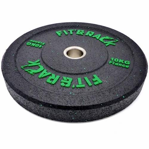 FIT AND RACK Poids Olympique WOD 10 kg