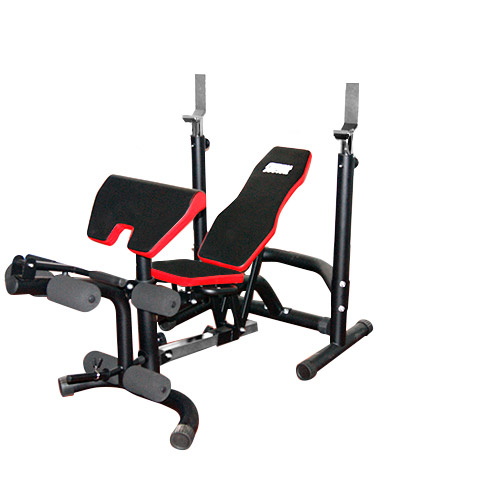 FITNESS DOCTOR - Black Bench