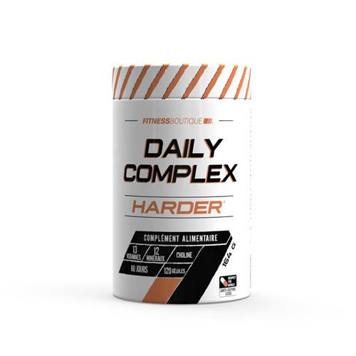 FITNESSBOUTIQUE HARDER Daily Complex