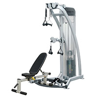 Presses de musculation Cable Tower HG5 et Banc