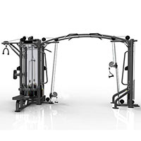 Presses de musculation Jungle Machine 5 Postes