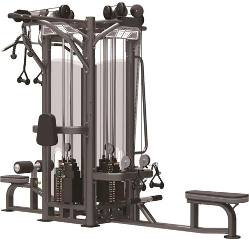 Presses de musculation Tour 4 Postes