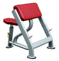 BH FITNESSSeated scott curl