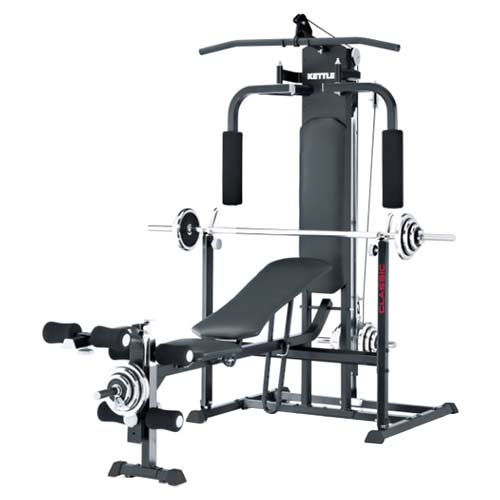 Kettler classic postes isol s - Banc de musculation number one ...
