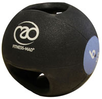 FITNESS-MAD Medecine Ball Double Grip