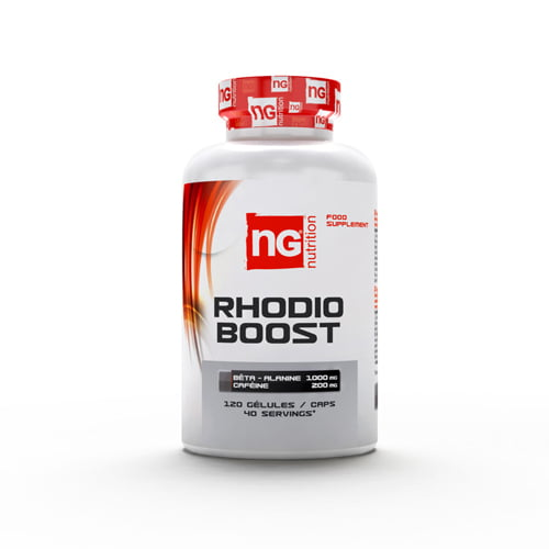NGNUTRITION Rhodio Boost