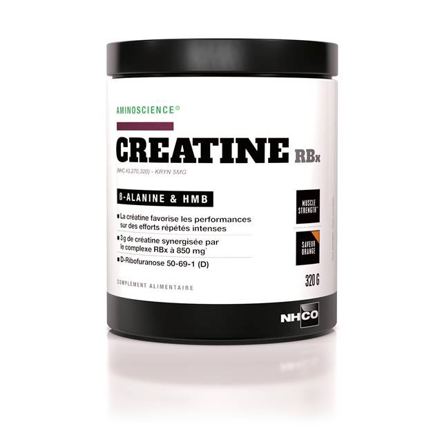 NHCO NUTRITION - Creatine RBx