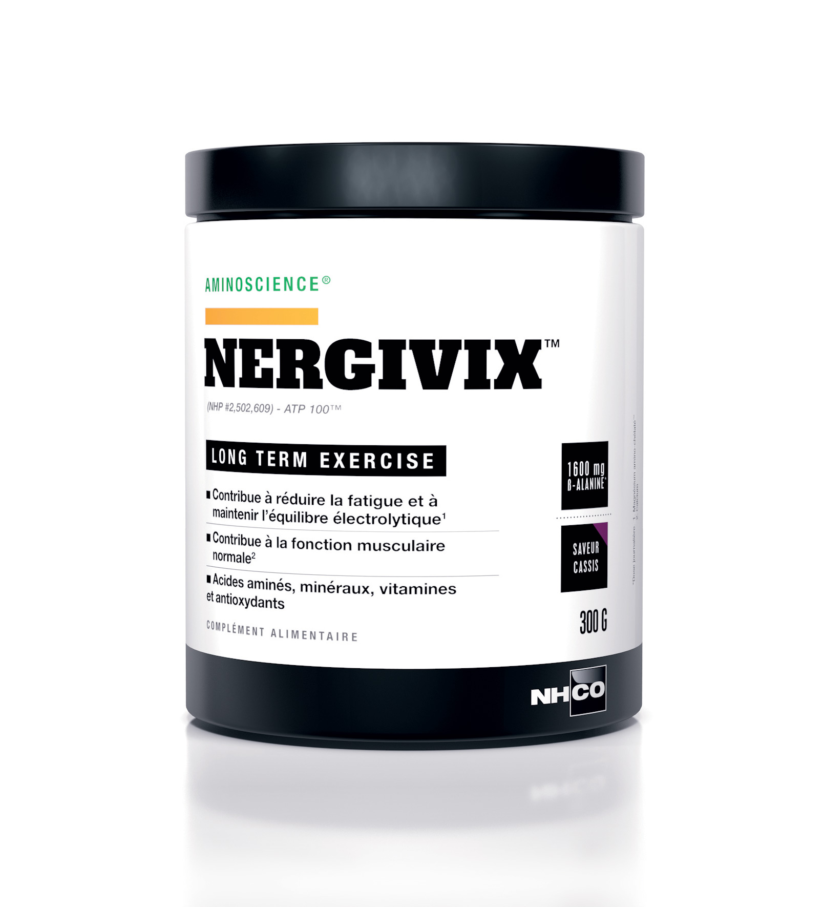 NHCO NUTRITION - Nergivix