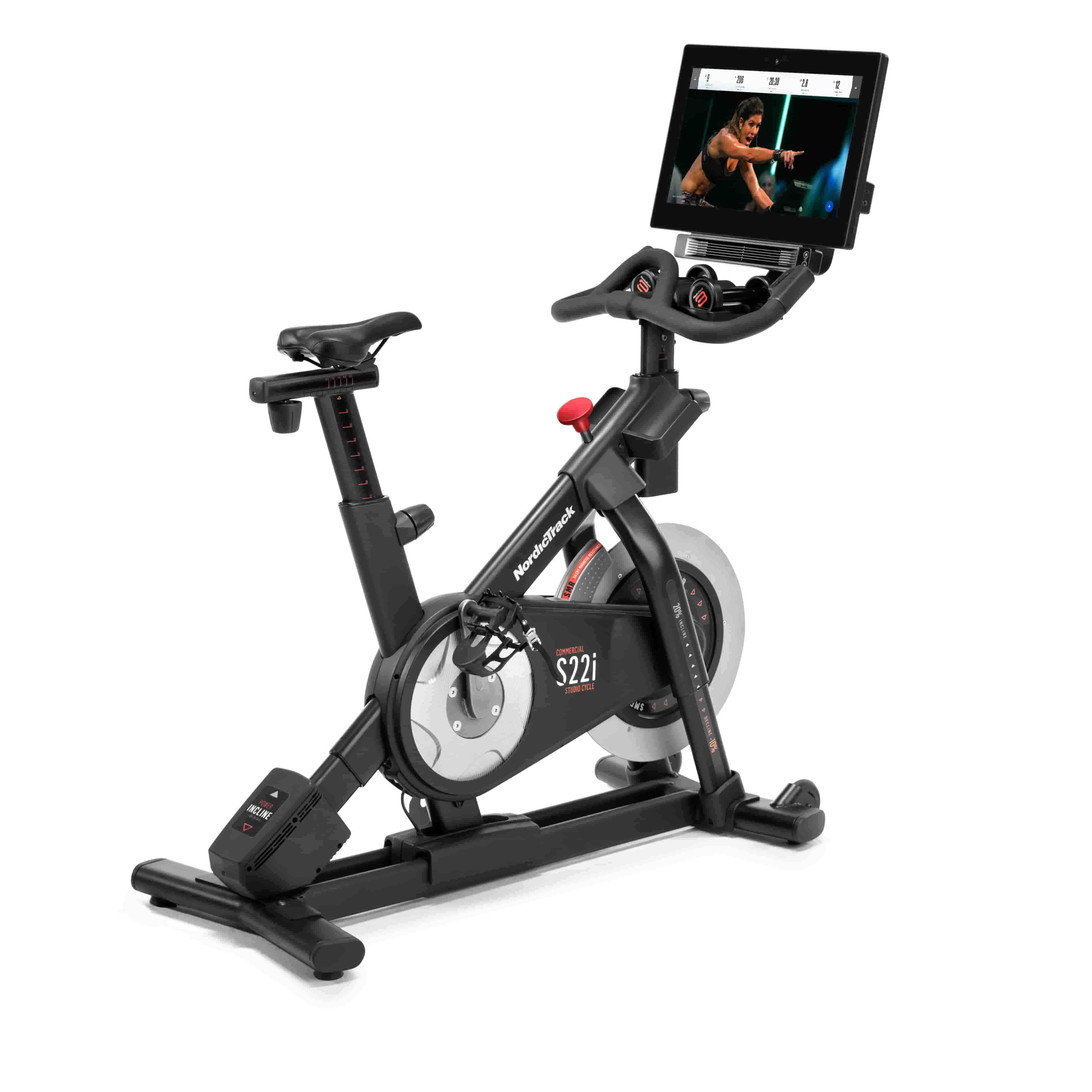 NORDICTRACK - Commercial S22i Studio Cycle
