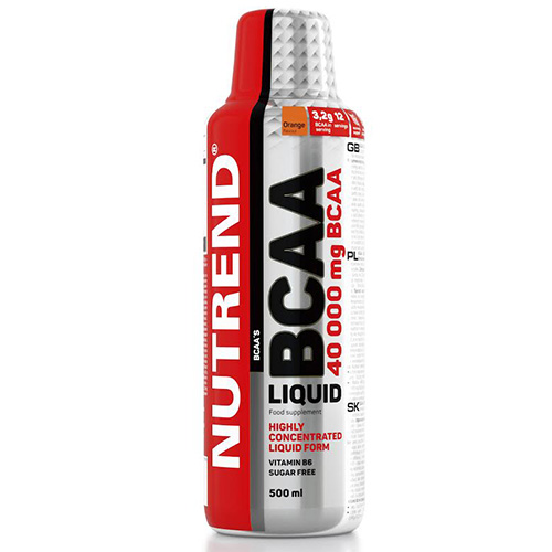 NUTREND - BCAA Liquid 500 ml