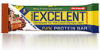 NUTREND Excelent Protein Bar Double Avec Cafeine