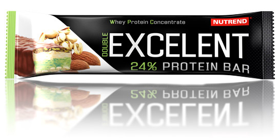 NUTREND - Excelent Protein Bar Double