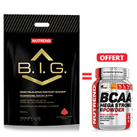 NUTREND Pack Compress BIG BCAA 500