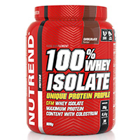 Protéines 100% Whey Isolate
